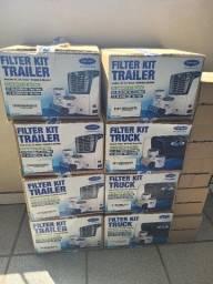 Título do anúncio: kit filtro carrier truk e trailer (supra e 2100 e 7300, 7500)