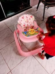 Andajar Menina Rosa Tutti baby Toy