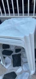 Título do anúncio: Mesa no atacado cor branca para restaurante
