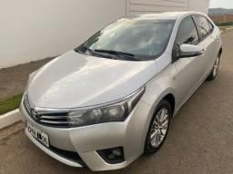 Título do anúncio: Toyota Corolla xei 2.0 ano 2015
