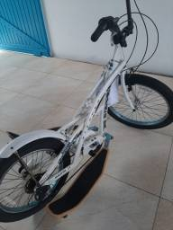 Bicicleta steper bike 3g