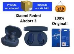 Título do anúncio: Xiaomi Redmi Airdots 3 (Original!)