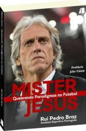 Livro Mister Jorge Jesus(Flamengo)