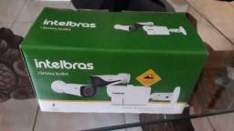 Vende se 4 câmeras Intelbras HD Nova