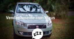 Título do anúncio: Fiat Siena ELX 1.4 Flex - Super Conservado - Único dono - Brasília/DF