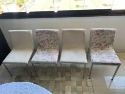 Conjunto de cadeiras Tok Stok