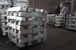 Título do anúncio: Lingotes de Alumínio Industrial (Liga 4xxx - Alumínio/Sílicio)