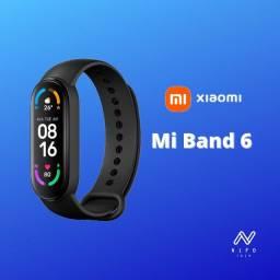 Xiaomi Mi Band 6 Versão Global