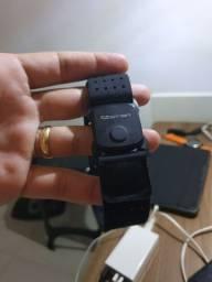 Pulseira Sensor Batimento Cardiaco Bluetooth ou ANT+ para bike bicicleta STRAVA