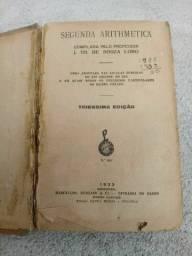 Título do anúncio: Livros antigo