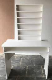 Mesa e expositor de esmalte