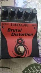 Pedal Brutal distortion landscape