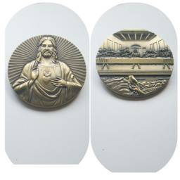 Medalhão santa ceia