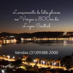 Novidade em Lagoa Santa. Lotes Planos de 360m² Perto do Centro e da Lagoa
