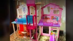 Título do anúncio: Casa da Barbie Dream House.