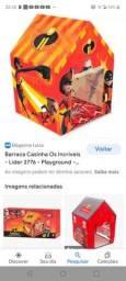 Título do anúncio: Nova Barraquinha casinha dos personagens dos Incríveis.