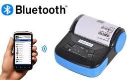 Título do anúncio: Impressora térmica 80mm Bluetooth e Usb portátil não fiscal - Entrego e Testo na hora