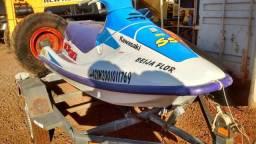 Vendo Jet Ski Kawasaki 98 c/ Reboque - 1998
