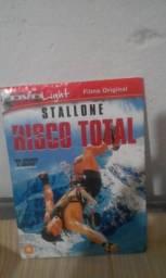 Dvd Light Risco Total - Stallone