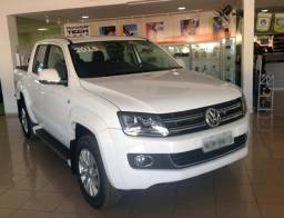 VOLKSWAGEN AMAROK 2014/2015 2.0 HIGHLINE 4X4 CD 16V TURBO INTERCOOLER DIESEL 4P AUTOMÁTIC - 2015