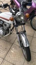 Honda Cg bolinha 82 - 1982