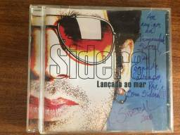 9b83899c19 CD Wilson Sideral Original Autografado