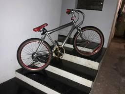 Vendo bicicleta aro 24 21v indexada