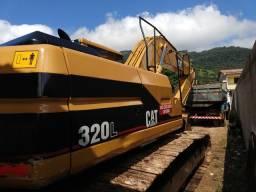 Vendo Escavadeira Caterpillar, 320 L