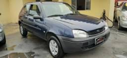 Fiesta 1.0 8v zetec rocam - 2001