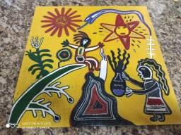 Lp Vinil Midnight Oil - Earth and Sun and Moon (com encarte)