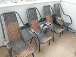 Cadeira de Fibra Especial