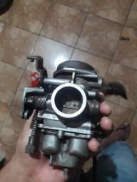 Carburador e Comando de Titan 150cc