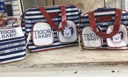 Kit 3 bolsas Tigor Baby