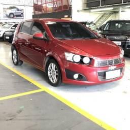 Chevrolet sonic ltz 2013 automático - 2013