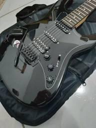 Guitarra Strinberg Egs 267 Cor: Pantera + KIT