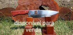 Vendo faca artesanal feita de disco de plantadeira