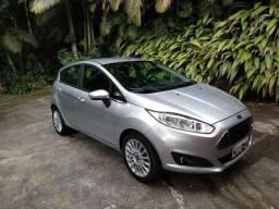 Ford Fiesta aut 1.6 Flex - 2013-2014 - 2014