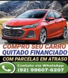 Chevrolet - pago seu carro já financiado - 2018