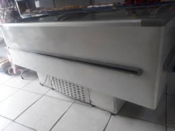 Freezer fricon tipo ilha horizontal