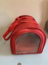 Bolsa transporte para cachorro