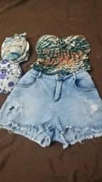 Liquida de roupas novas