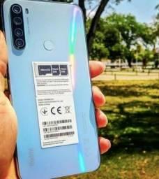 Xiaomi Redmi Note 8 - 64 GB - Branco