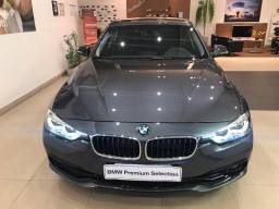 BMW 320I 2018/2018 2.0 SPORT GP 16V TURBO ACTIVE FLEX 4P AUTOMÁTICO - 2018