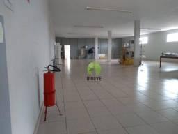 Salão para alugar, 285 m² por r$ 2.400,00/mês - centro - jardinópolis/sp