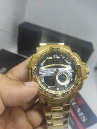 Relógio original mizums a pronta entrega