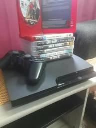 (PS3 Slim semi novo)