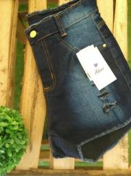 Shorts Jeans a partir de R$ 39,90 (Loja Adoro)