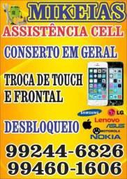 Conserto em geral de celulares