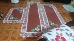 Bonito jogo de tapete de cozinha 130 reais