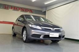 HONDA CIVIC 2012/2013 1.8 LXS 16V FLEX 4P AUTOMÁTICO - 2013